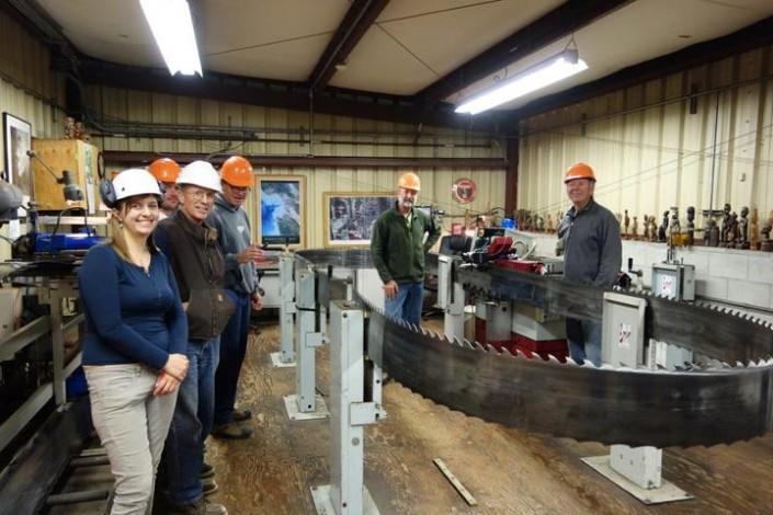 Big Creek Lumber: Guild Lumbermill Tour