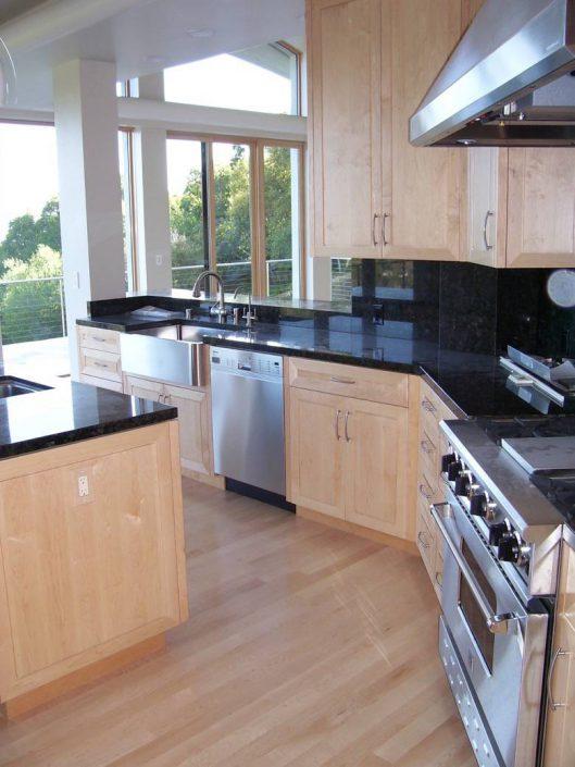 Live Oak Design: Saratoga Kitchen