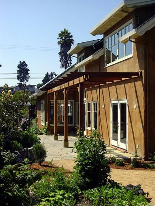 Boa Constructor Green Building & Design: Arbor For Passive Cooling