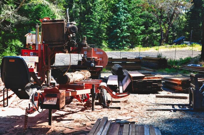 Santa Cruz Sawmill
