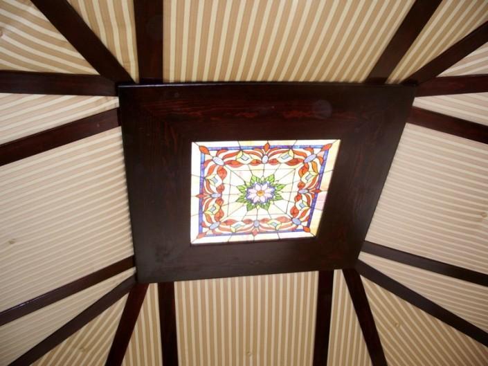 Cervine Construction : Artistic Skylight