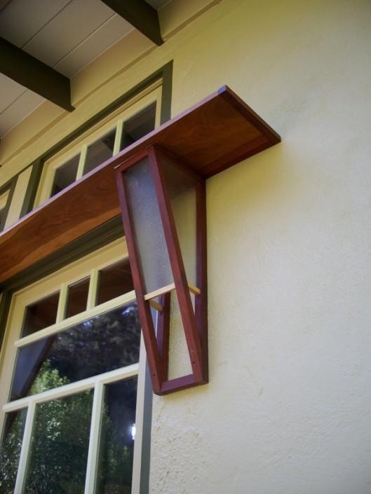 Cervine Construction : Custom Window