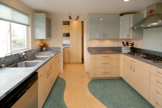 Beyond The Box Kitchen Design: creative function