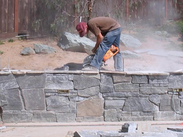 Confluence Restoration: Aptos during construction