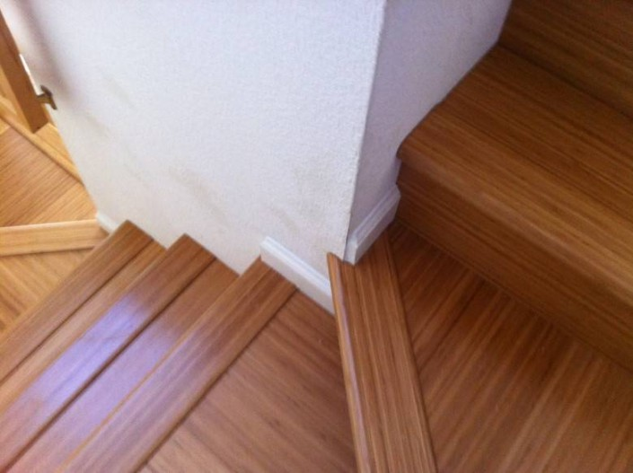 Capitola Carpets and More : Bamboo Staircase