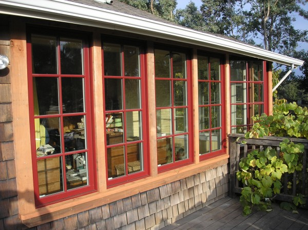 Artistic Reflections Glass: Bernhards-windows