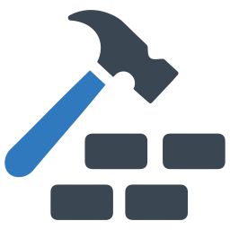 Job Board Icon Construction