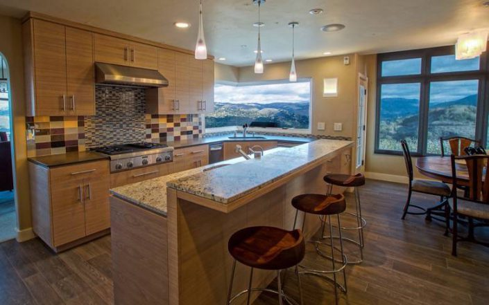 Live Oak Design: Carmel Valley Kitchen