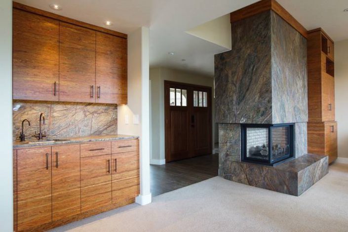 Live Oak Design: Carmel Valley living room