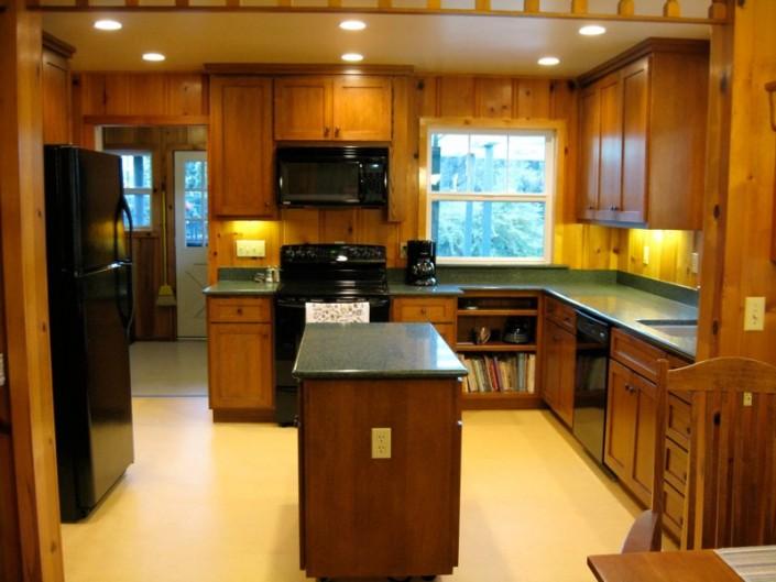 Cervine Construction : Kitchen