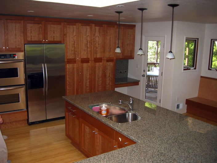 Santa Cruz County Builders: Kitchen