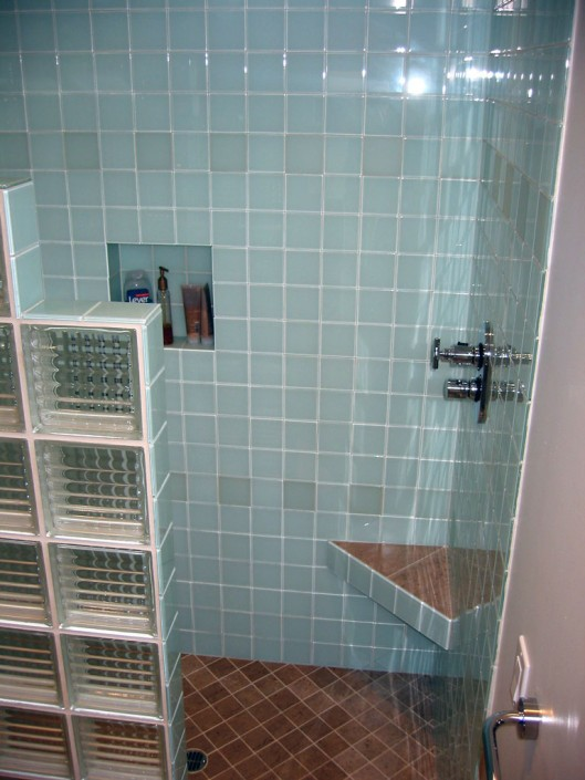 Santa Cruz County Builders: Shower