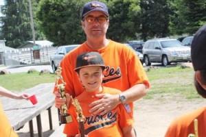 Thomas Kern Little League Coach, Santa Cruz County Builders