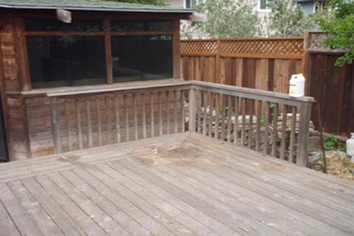 Duren Painting: Deck Before