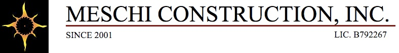 Meschi Construction logo