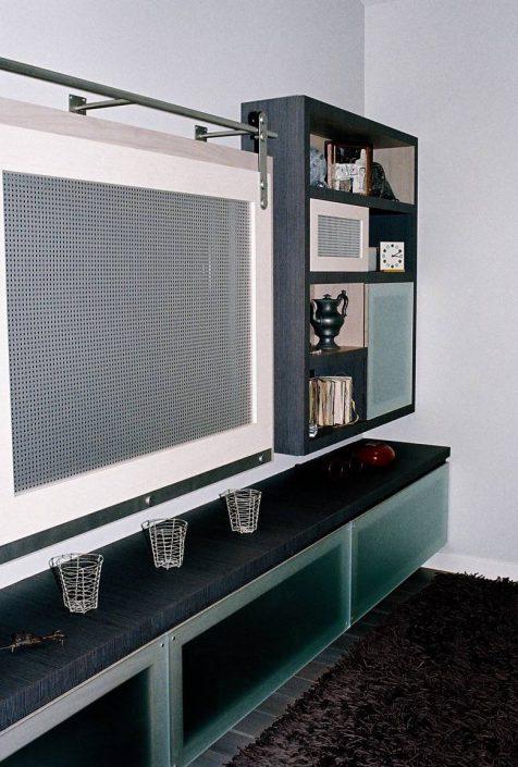 Live Oak Design: Kentfield Living Room