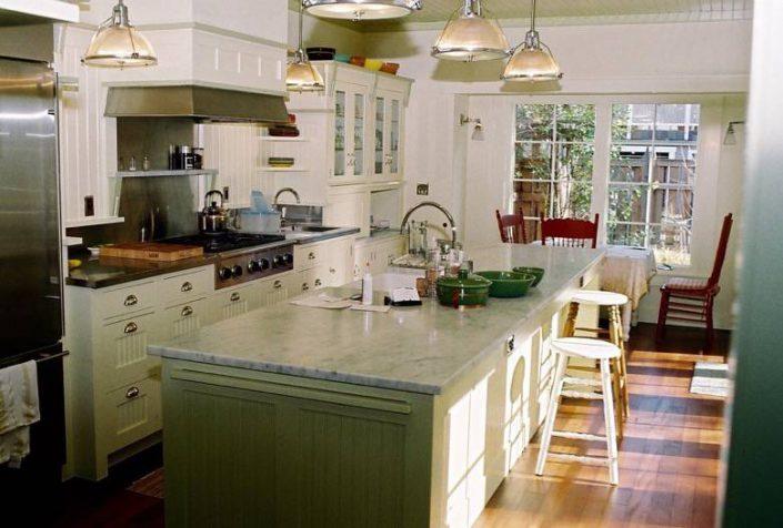 Live Oak Design: Twin Lakes Kitchen