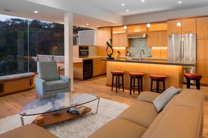 Santa Cruz Design + Build: kitchen remodel