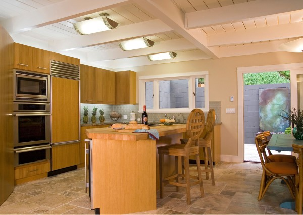 Talmadge Construction: Kitchen Island