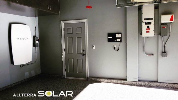 Allterra Solar Tesla