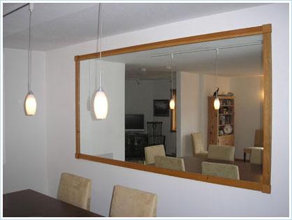 Artistic Reflections Glass: big mirror