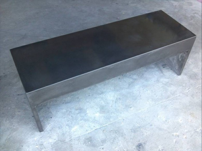Concrete Craftsman: Concrete Coffee Table