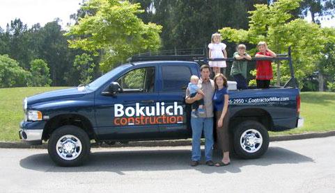 Bokulich Construction