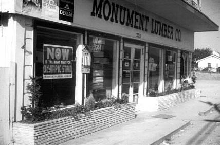 Monument Lumber Company