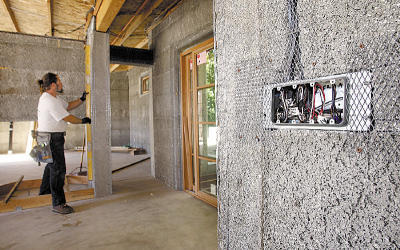 Paxton Pacific Construction: Insulated concrete forms