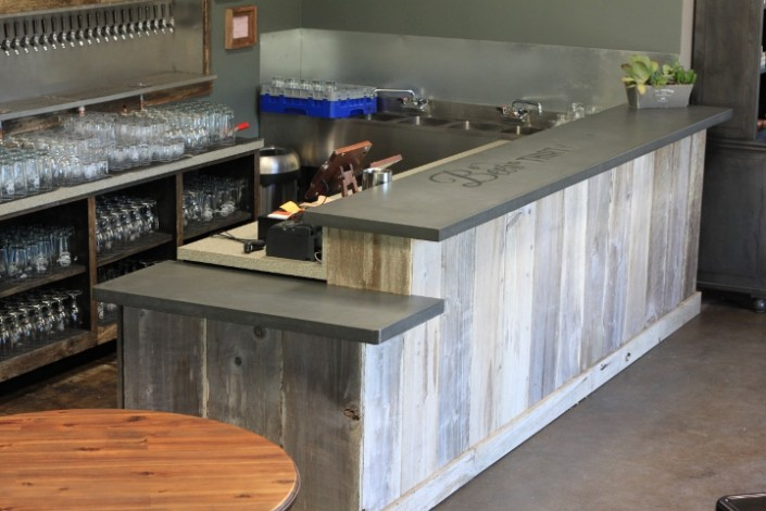 Concrete Craftsman: Beer Thirty
