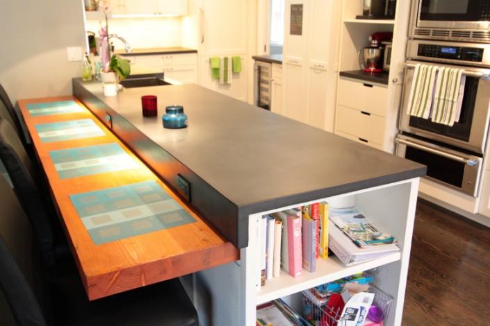 Concrete Craftsman: Countertop