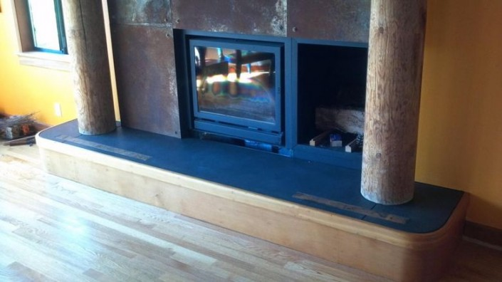 Concrete Craftsman: Concrete Mantle