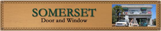 Somerset Door & Window Logo