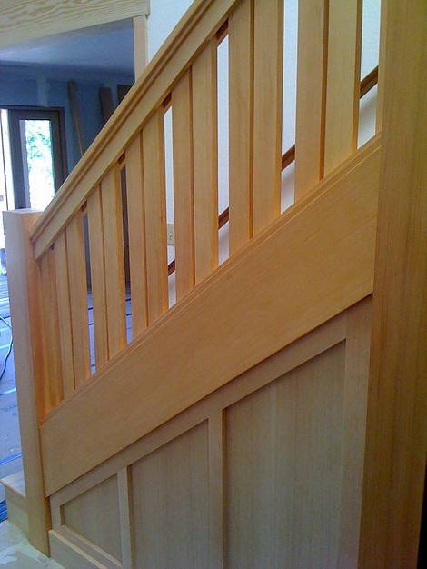Meschi Construction Inc.: stairs