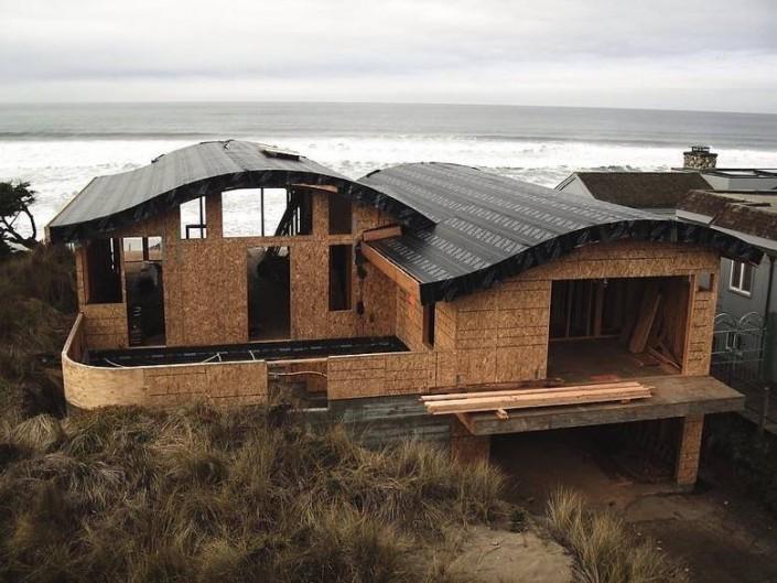 Meschi Construction Inc.: framing