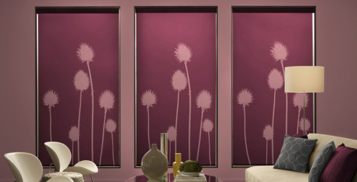 Advanced Blind & Shade Persona Roller Shades