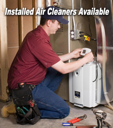 The Furnace Room: Air Cleaner