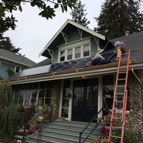 Day One Solar: Solar Installation