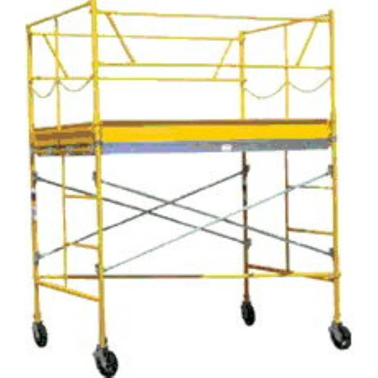 A Tool Shed Rentals : Scaffolding