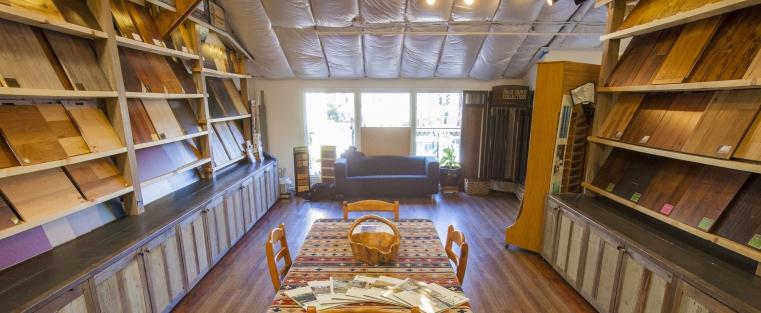 Samaya's Eco-Flooring