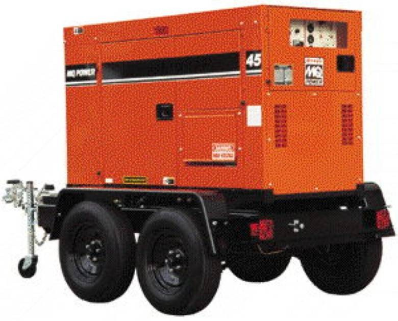 A Tool Shed Rentals : Generator