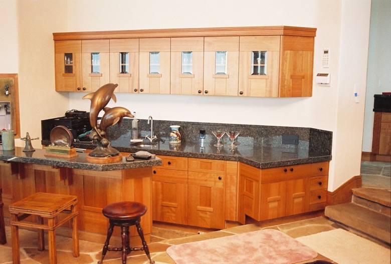 Live Oak Design: Woodside Kitchen