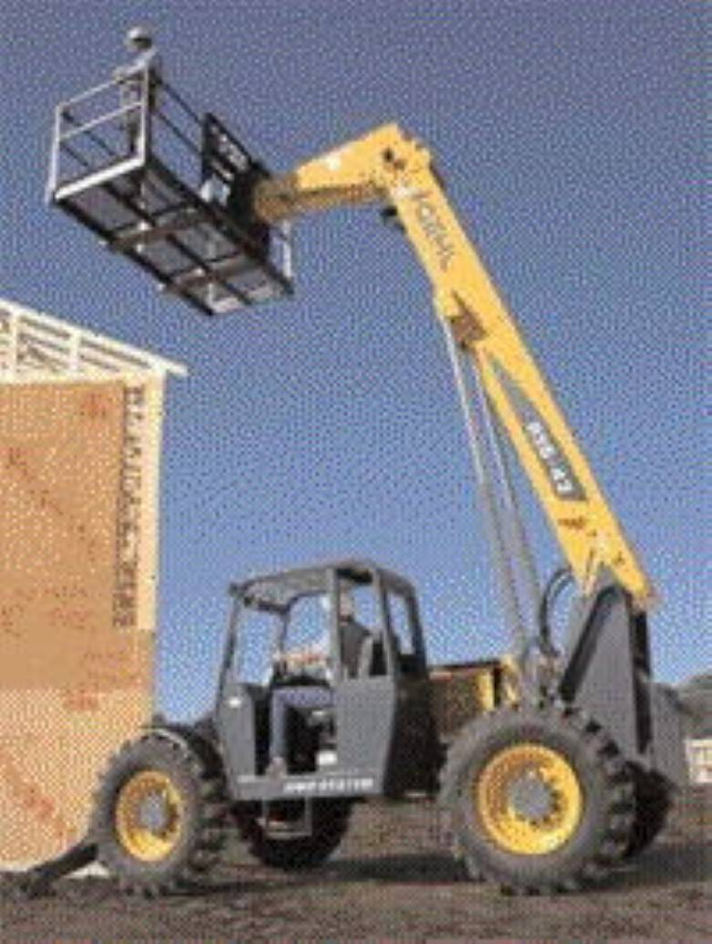 A Tool Shed Rentals : Forklift