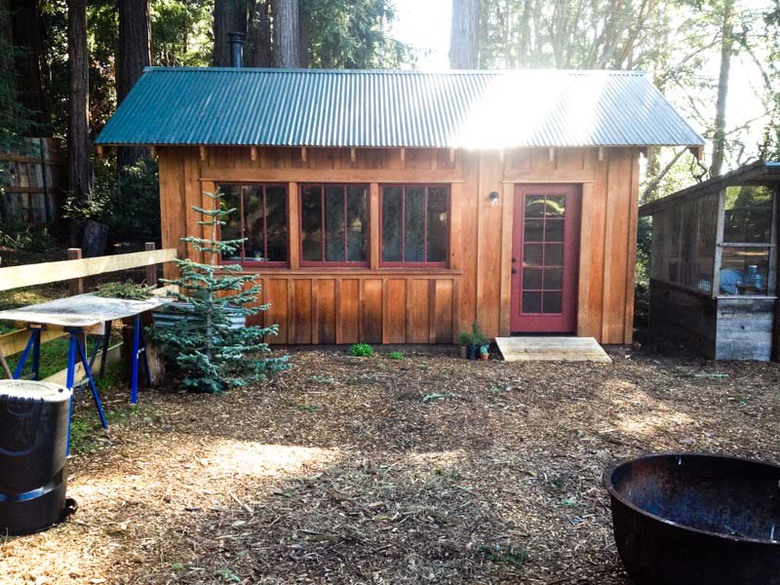 Out of the Woods: All Redwood Craft Studio, Tom Ward