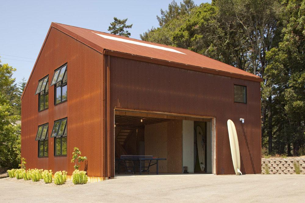 Westport Builders: Aptos Barn