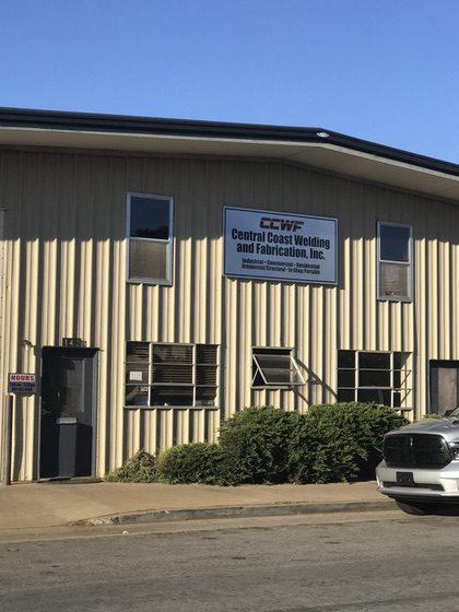 Central Coast Welding: Building