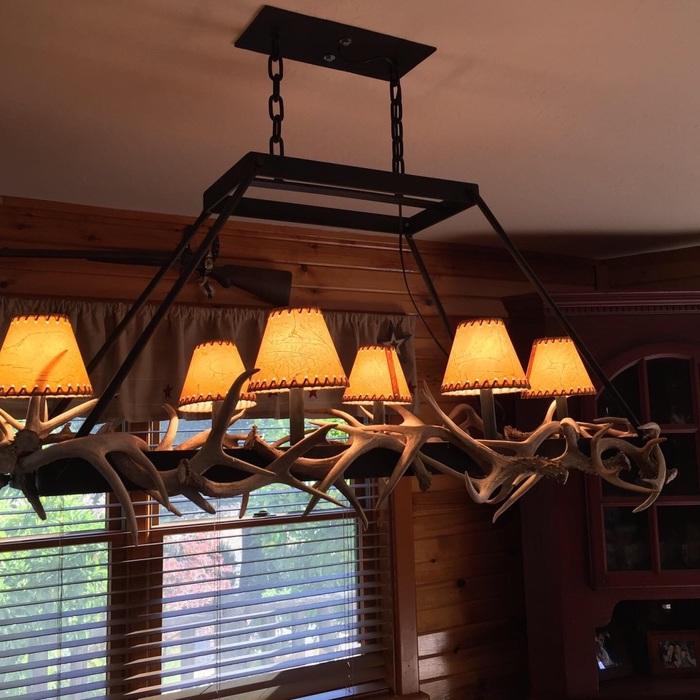 Champlin Interiors: Hollingsworth chandelier