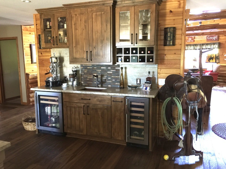Champlin Interiors: Ranch house kitchen