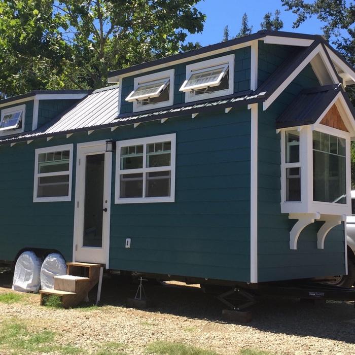 Champlin Interiors: Tiny house design