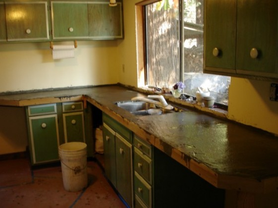North Shore Builders, Inc. : Kitchen Before